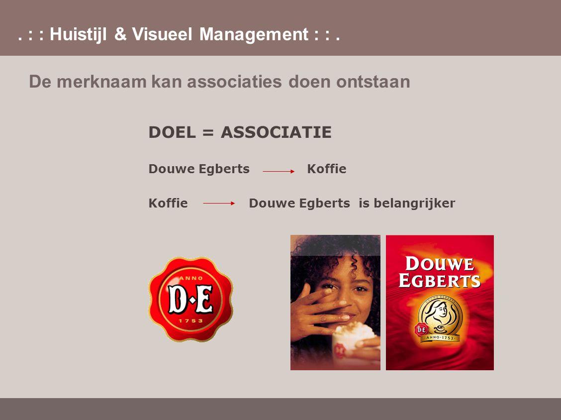 De merknaam kan associaties doen ontstaan