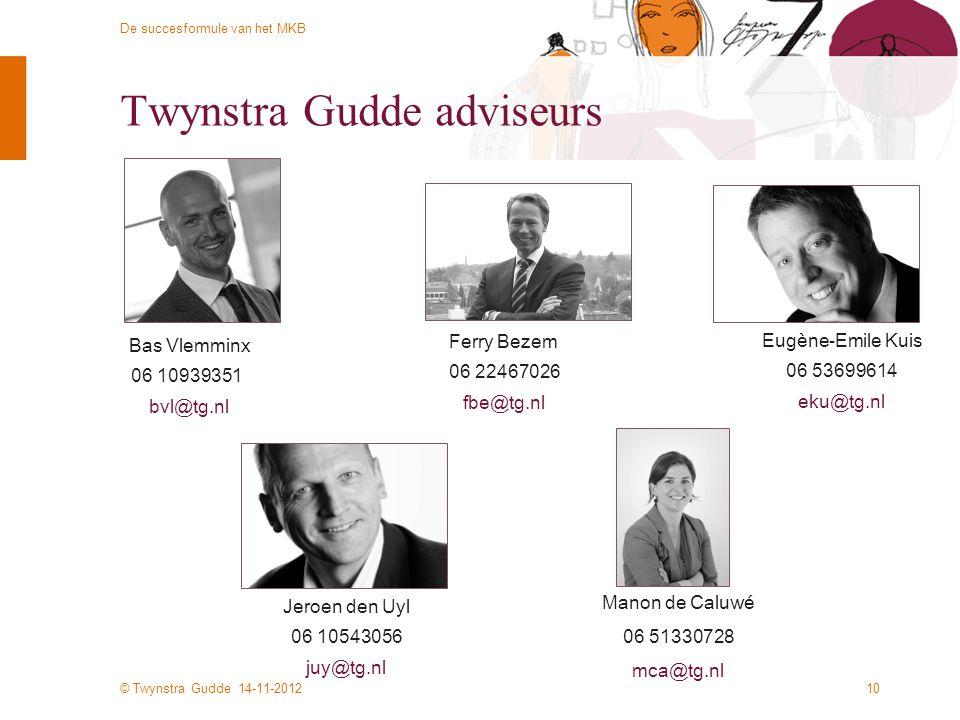 Twynstra Gudde adviseurs