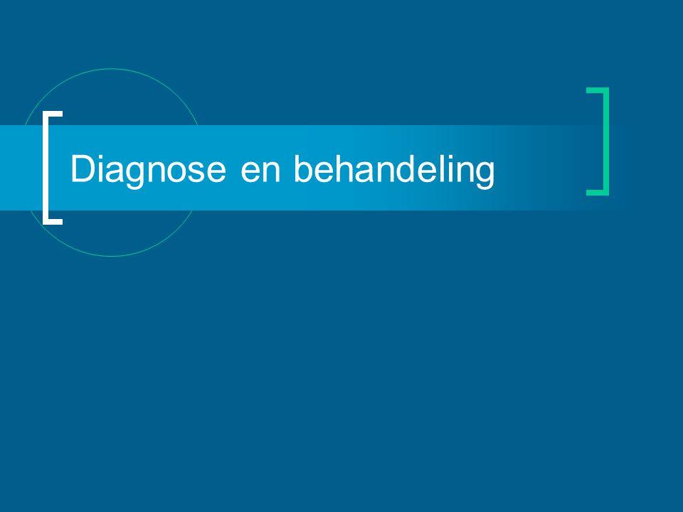 Diagnose en behandeling