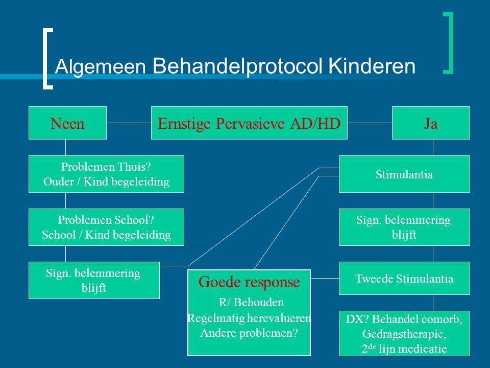 Algemeen Behandelprotocol Kinderen