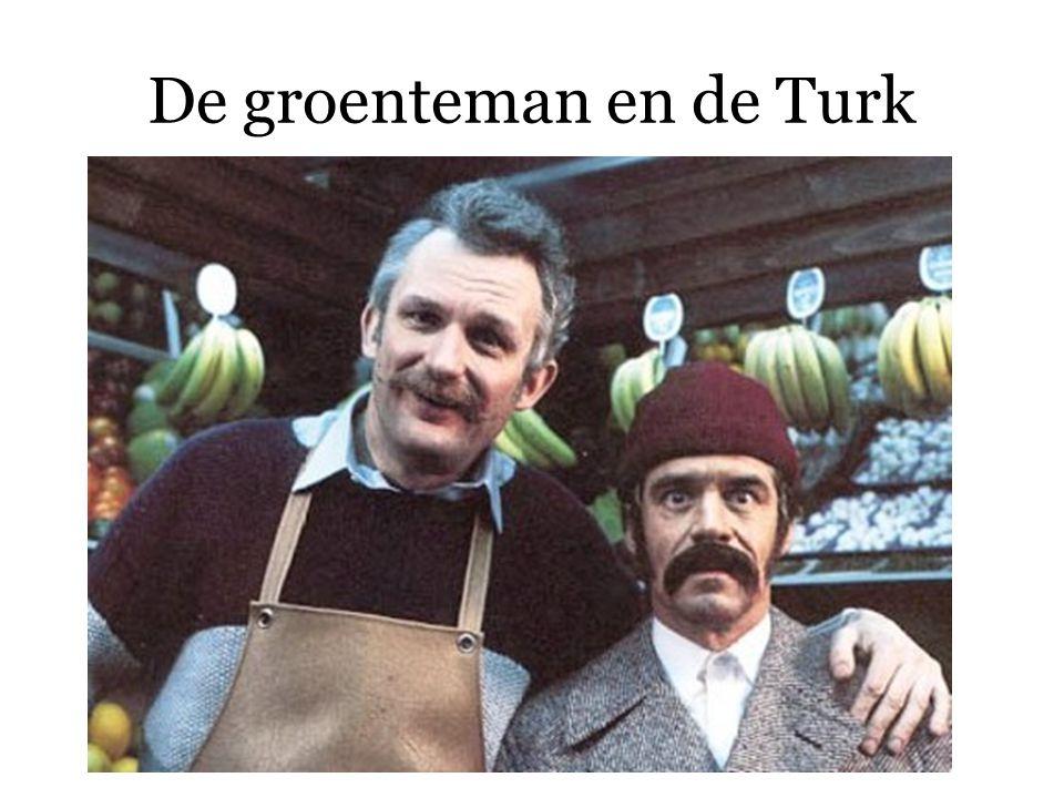 De groenteman en de Turk