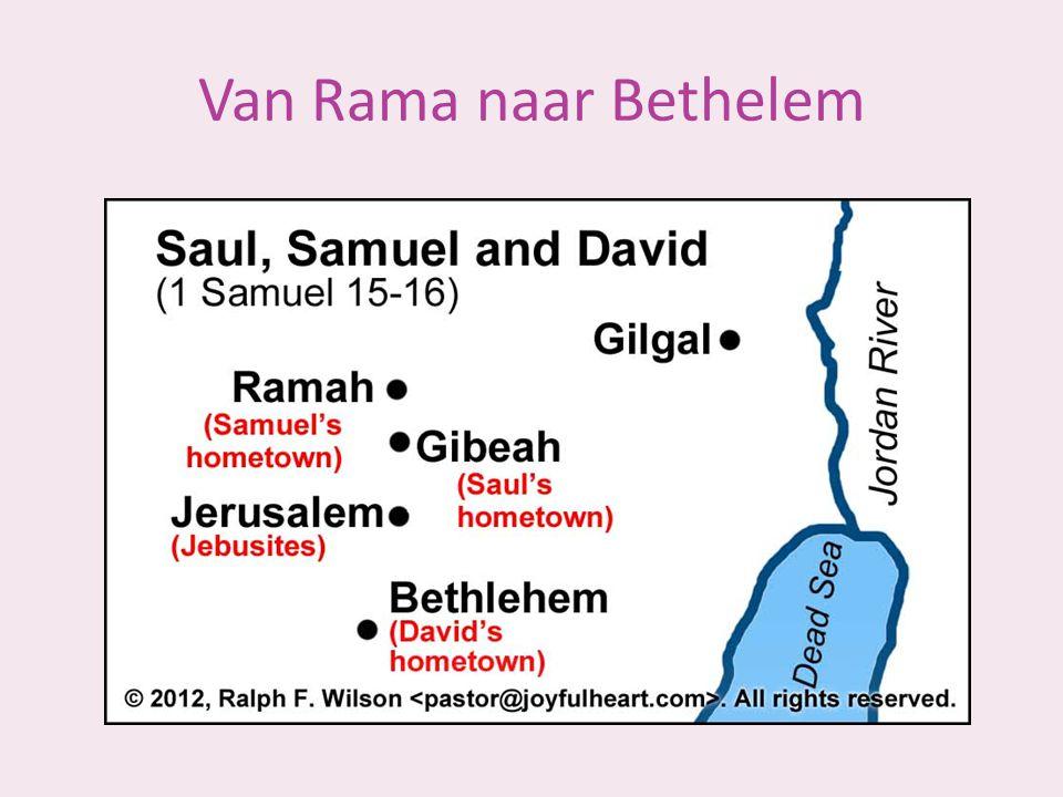 Van Rama naar Bethelem