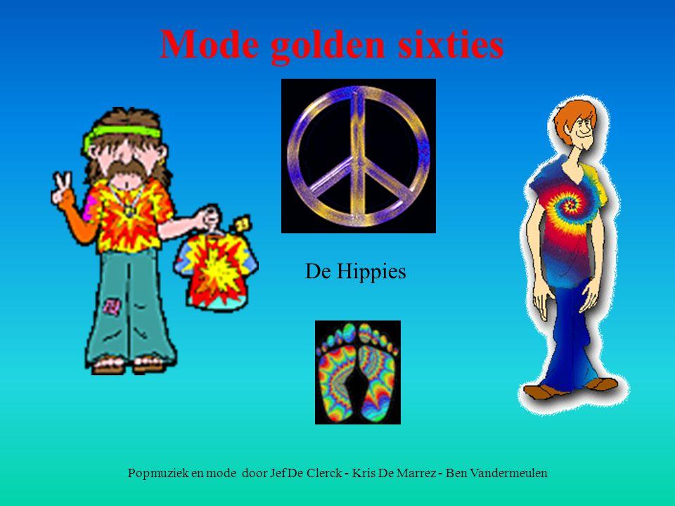 Mode golden sixties De Hippies