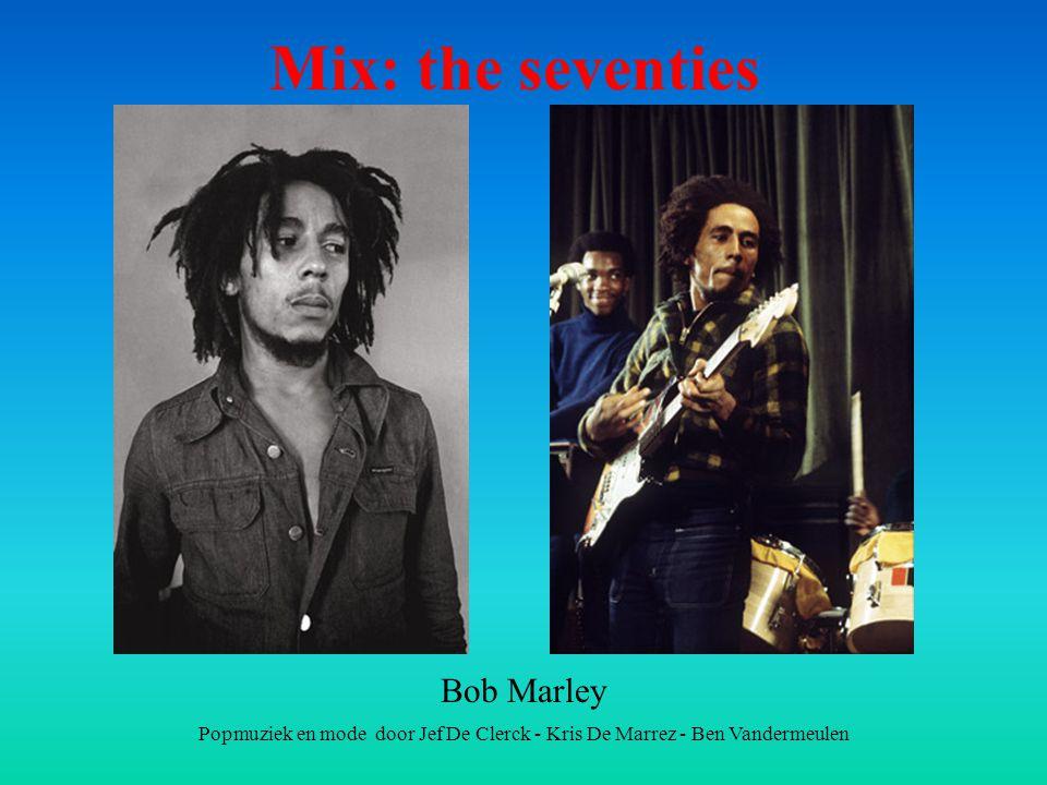 Mix: the seventies Bob Marley