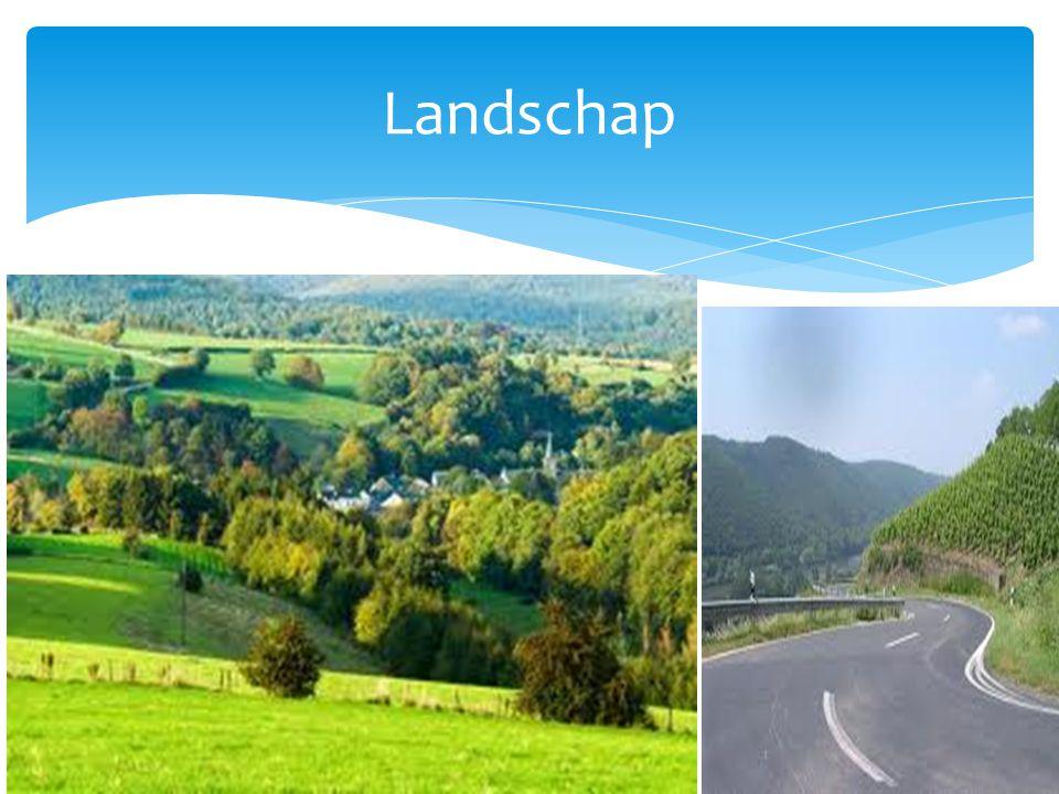 Landschap België heeft heel veel mooie landschappen.