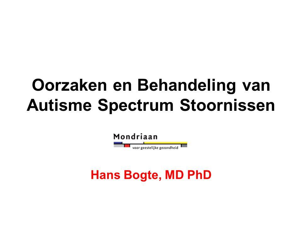 Oorzaken en Behandeling van Autisme Spectrum Stoornissen