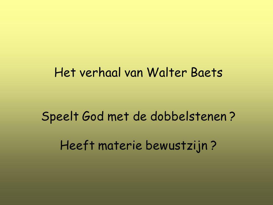 Het verhaal van Walter Baets