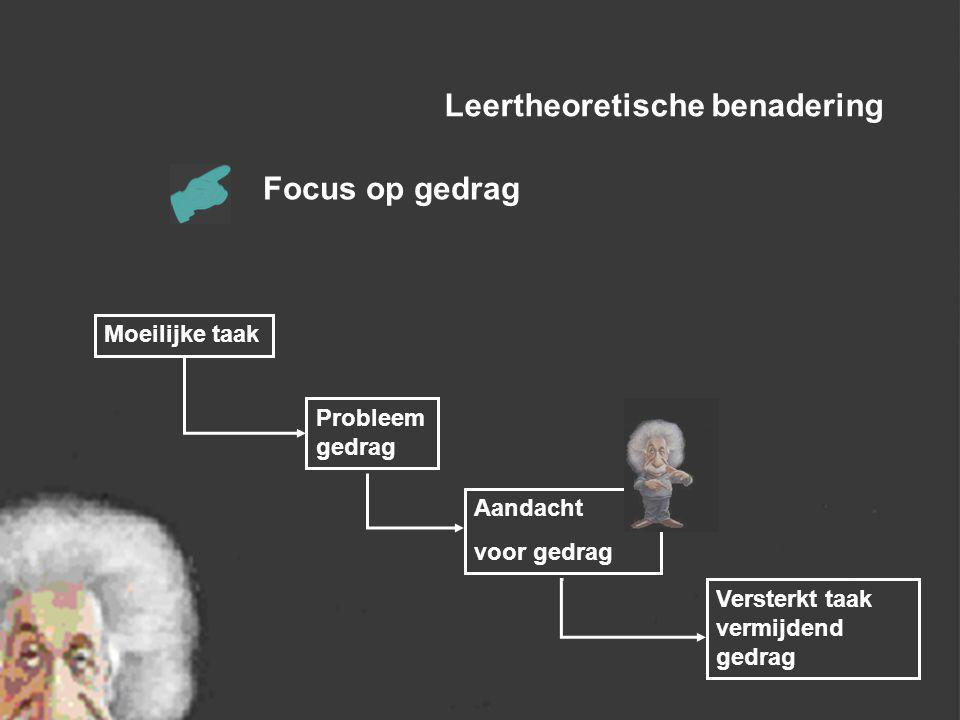 Leertheoretische benadering