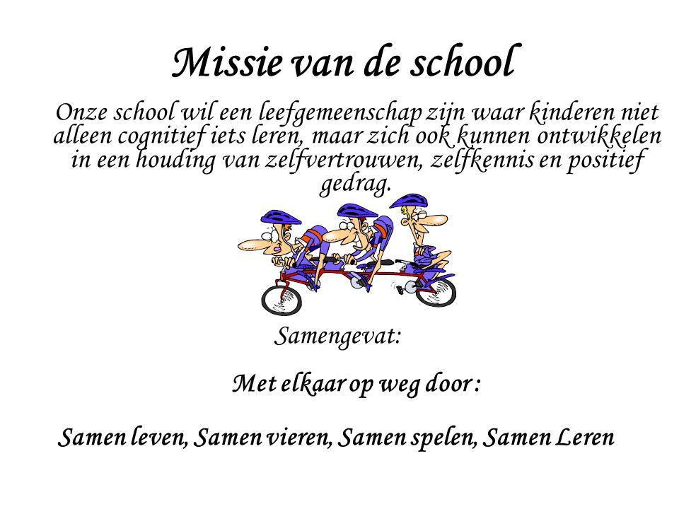 Missie van de school