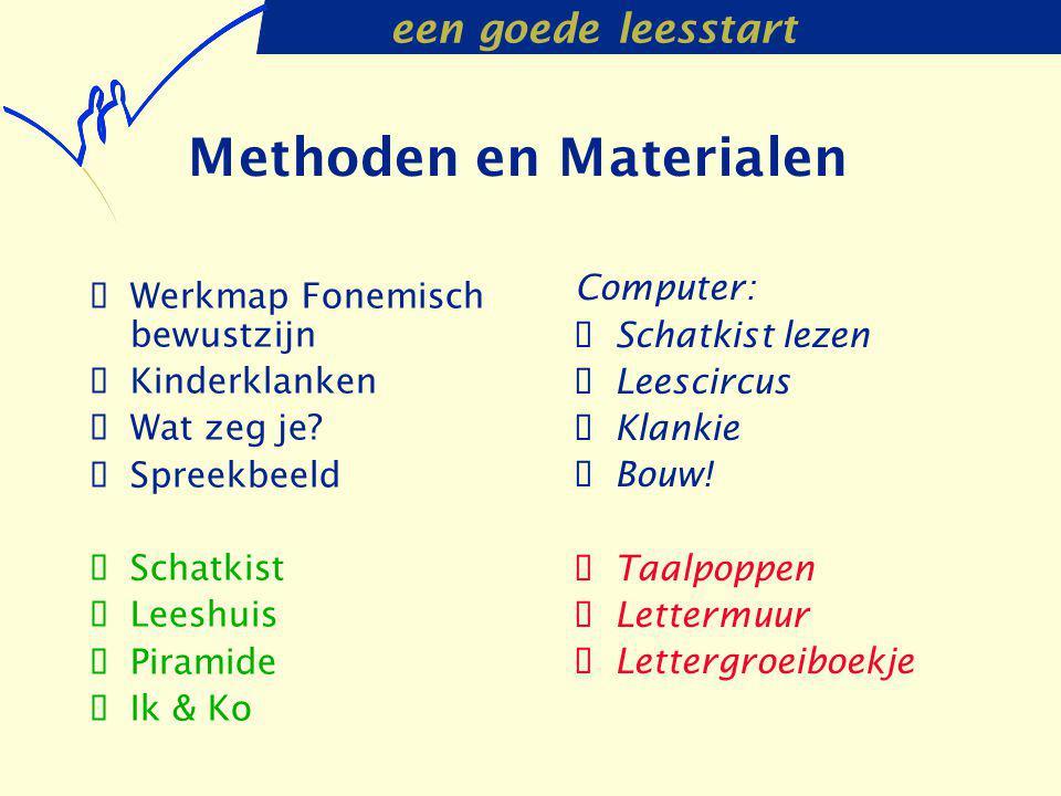 Methoden en Materialen