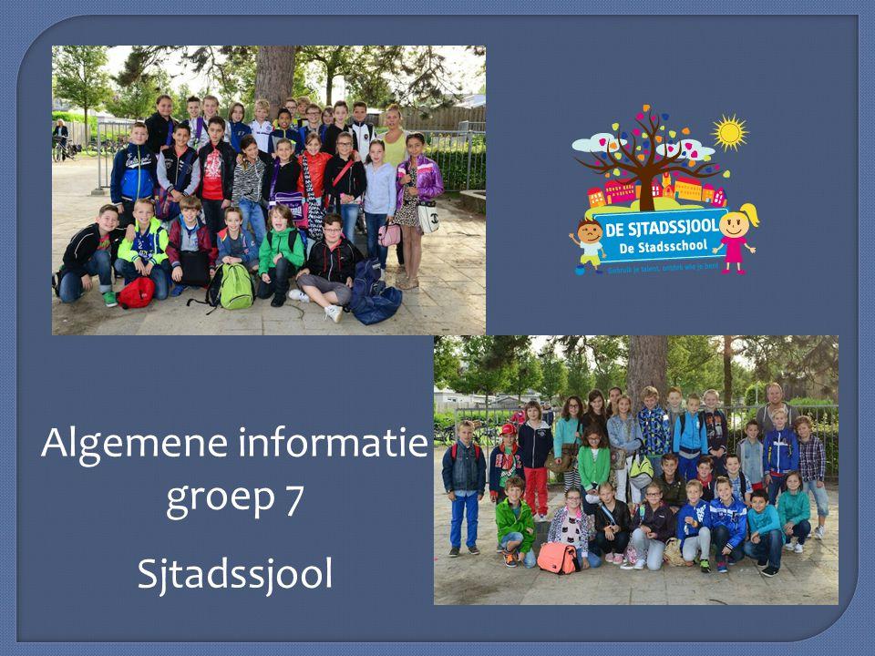 Algemene informatie groep 7