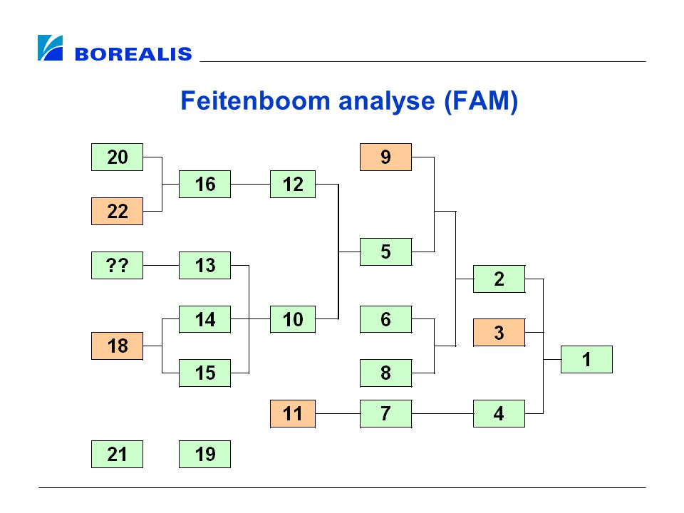 Feitenboom analyse (FAM)