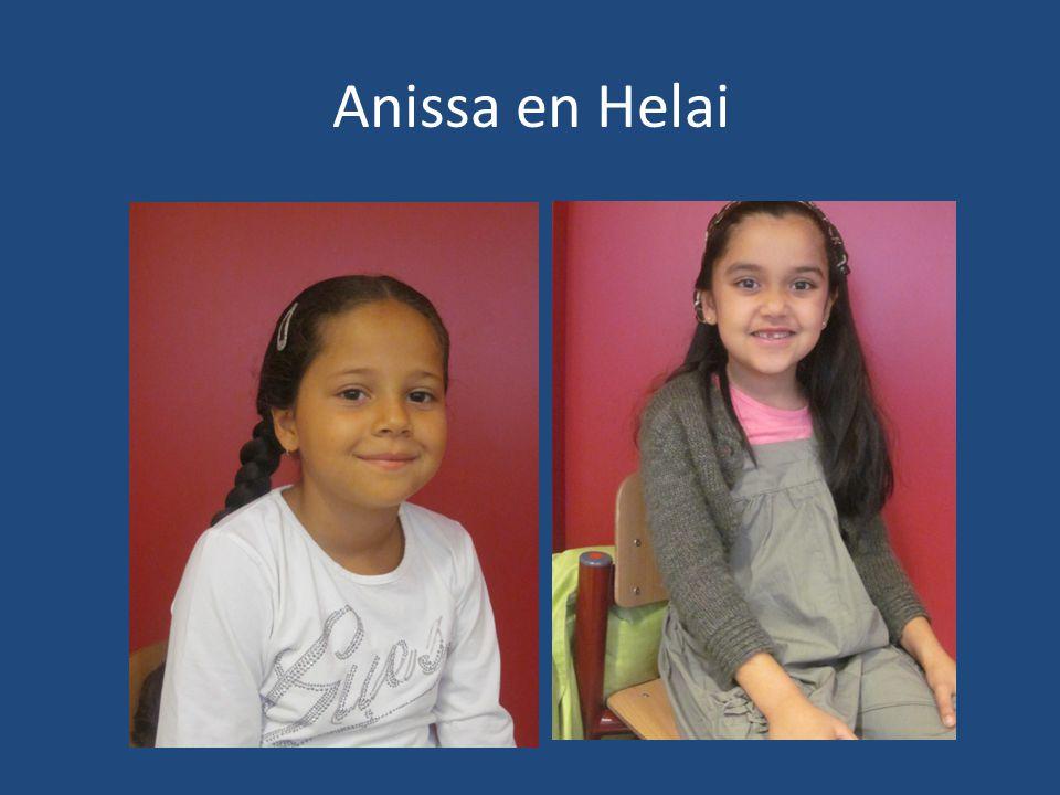 Anissa en Helai