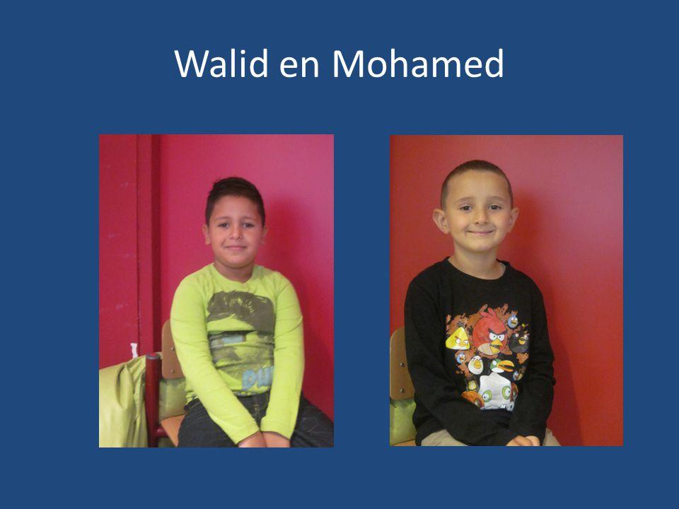 Walid en Mohamed
