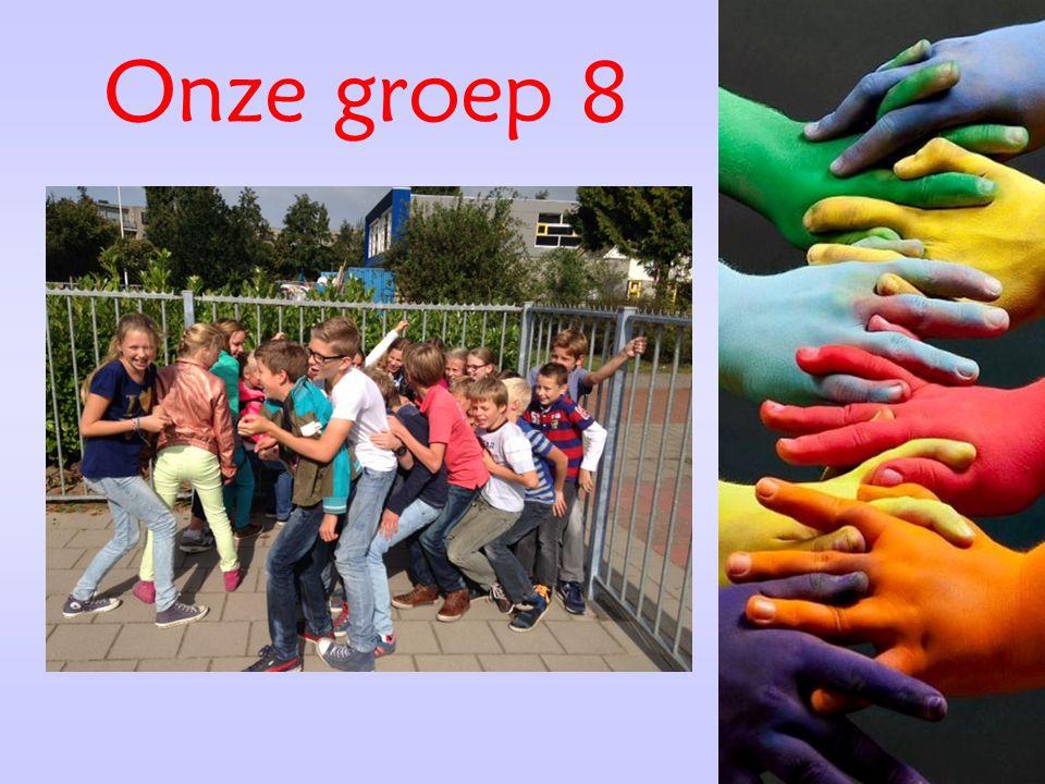 Onze groep 8