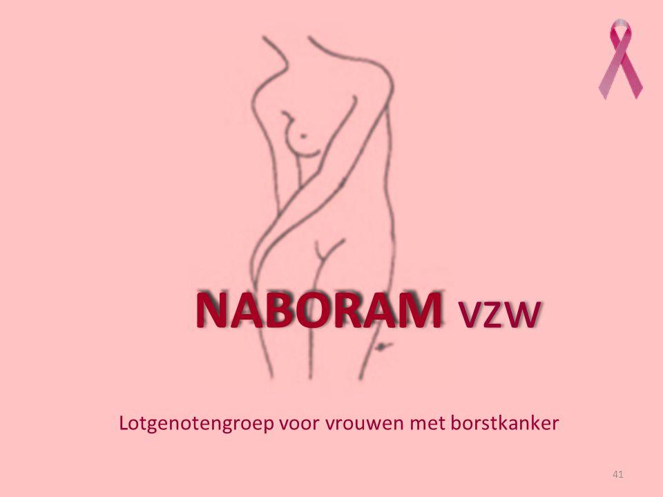 Lotgenotengroep voor vrouwen met borstkanker