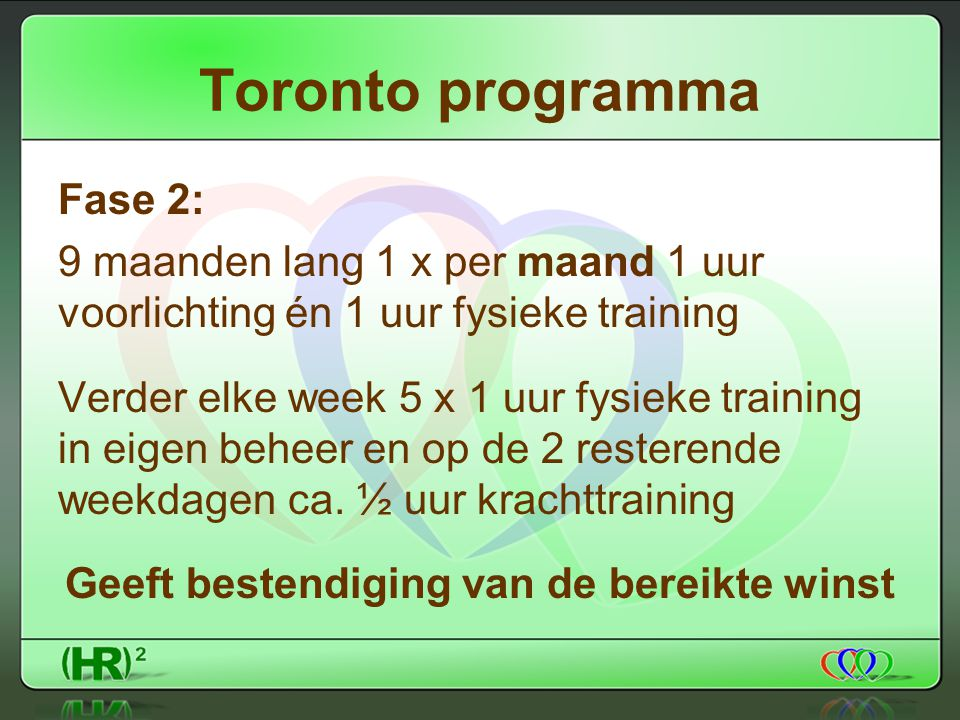 Toronto programma