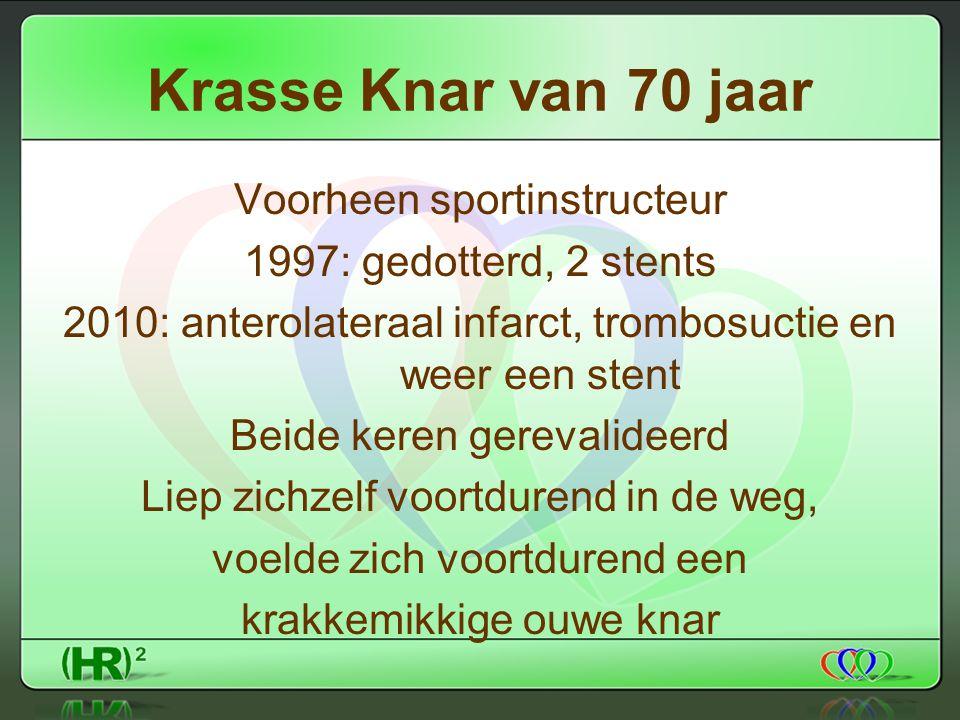 Krasse Knar van 70 jaar