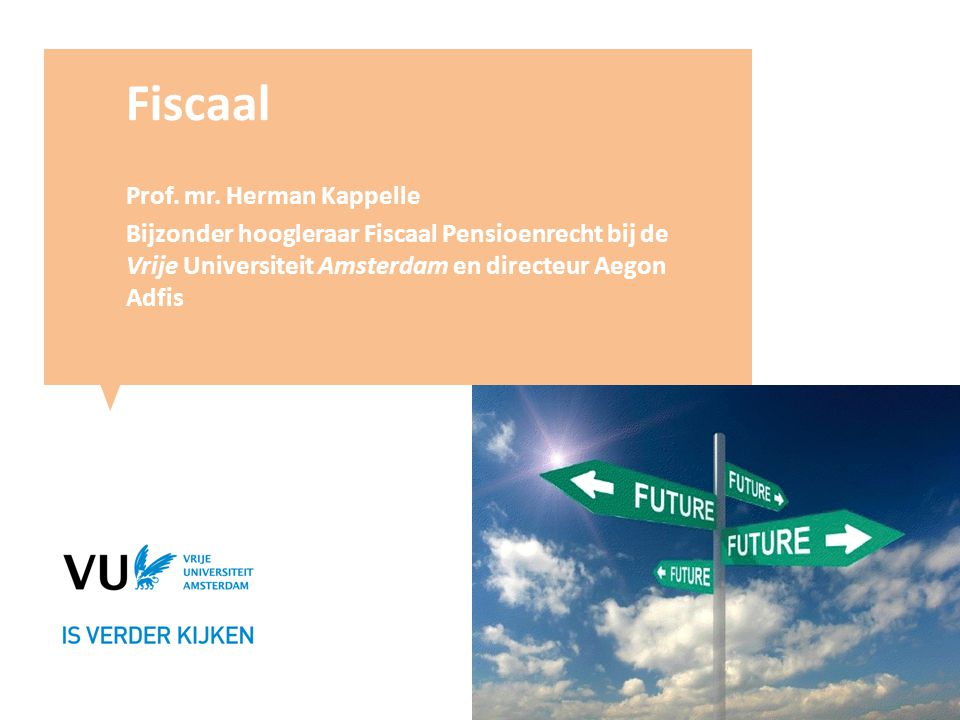 Fiscaal Prof. mr. Herman Kappelle