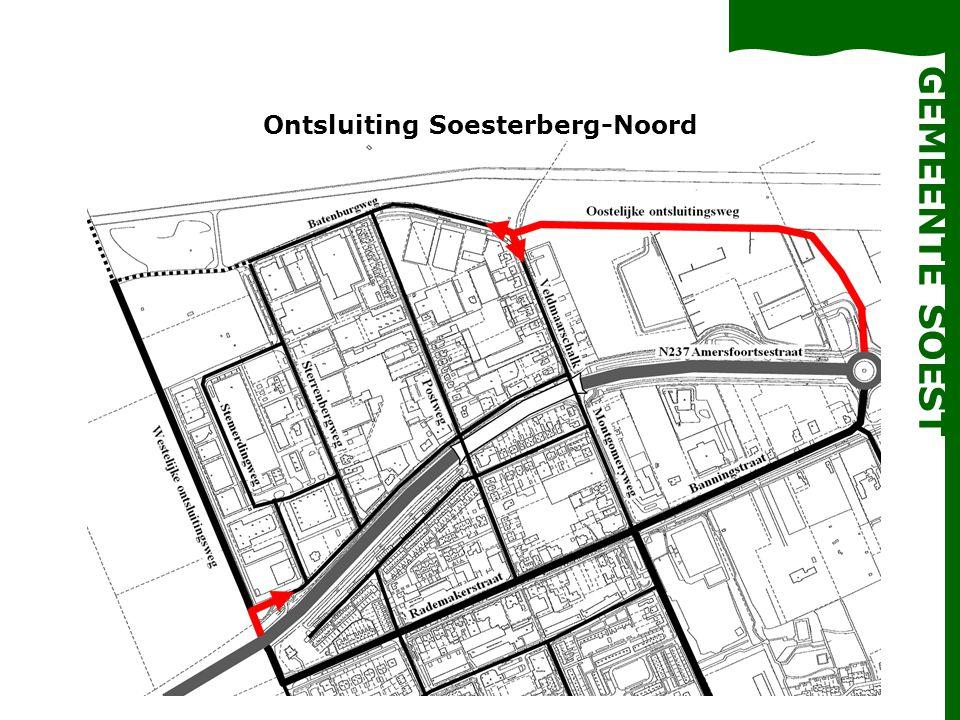 Ontsluiting Soesterberg-Noord