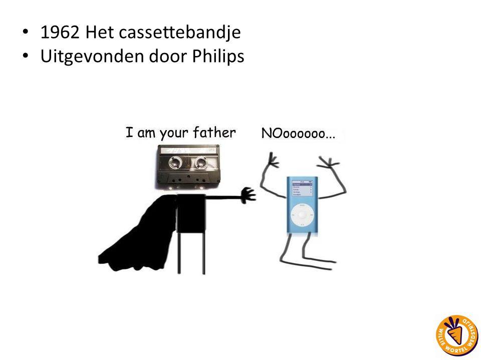 Uitgevonden door Philips