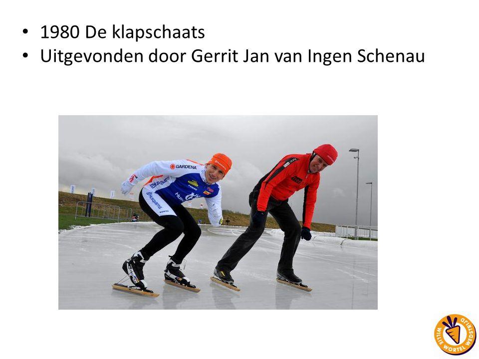 Uitgevonden door Gerrit Jan van Ingen Schenau
