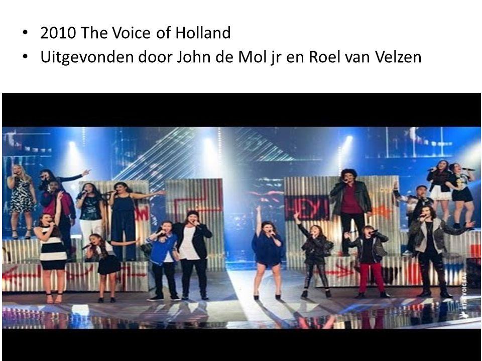 Uitgevonden door John de Mol jr en Roel van Velzen