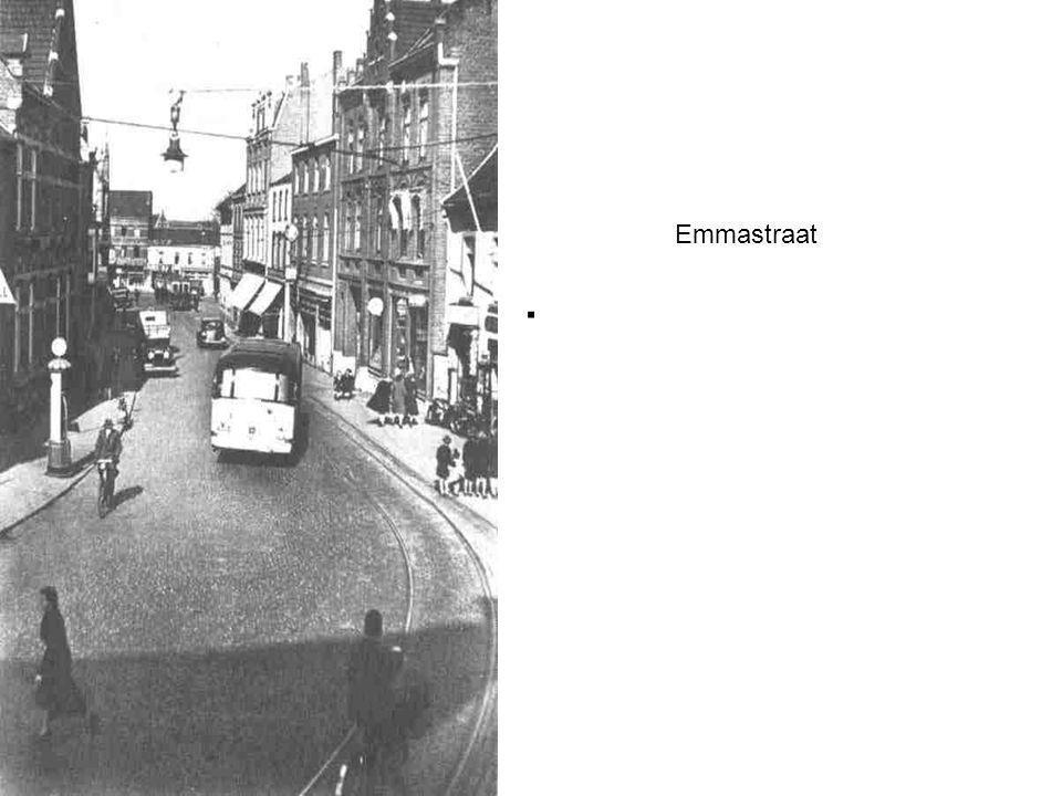 Emmastraat .