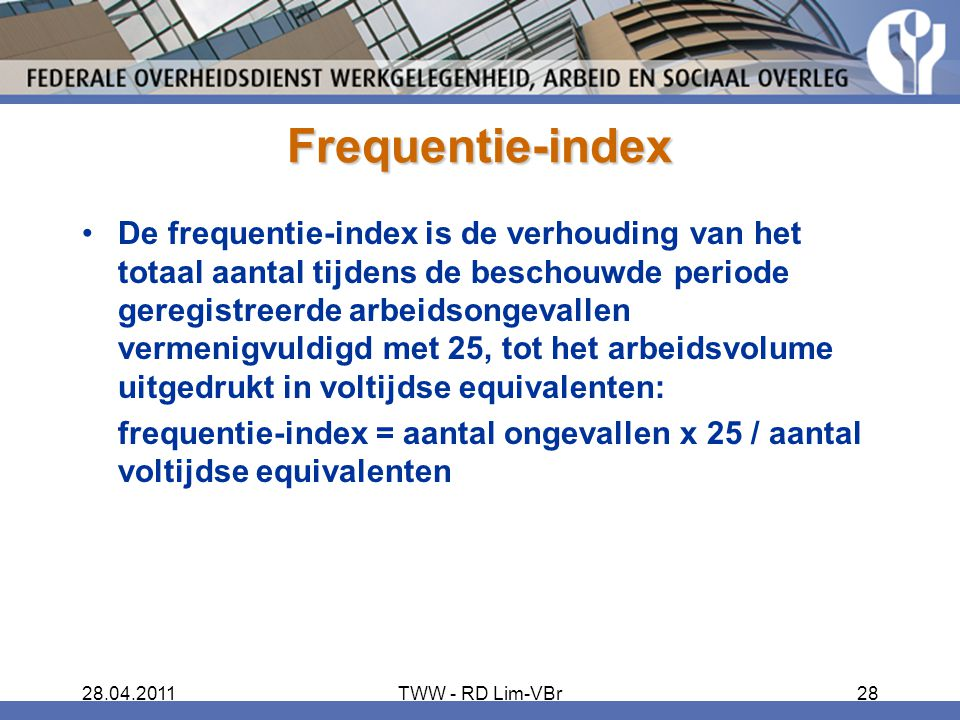 Frequentie-index