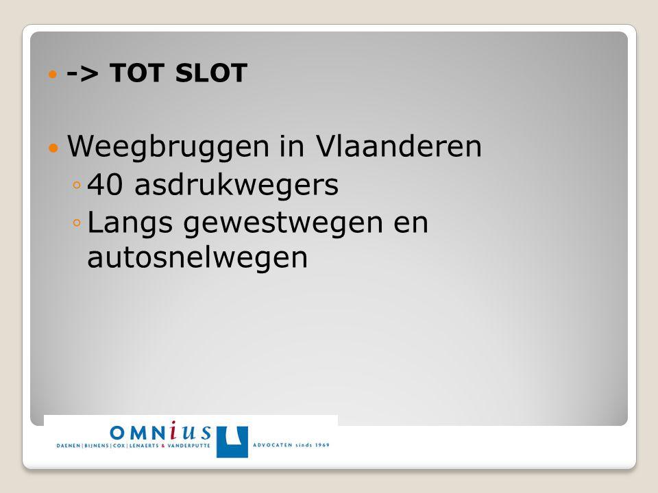 Weegbruggen in Vlaanderen 40 asdrukwegers