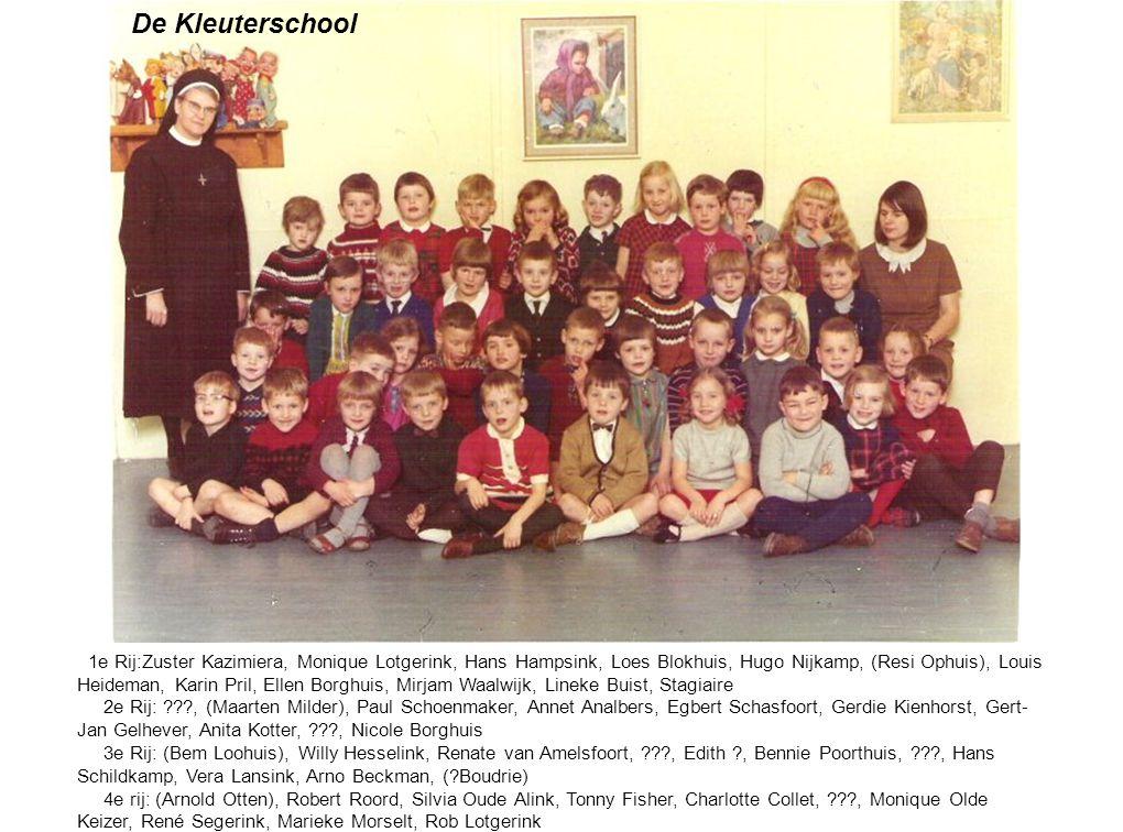 De Kleuterschool