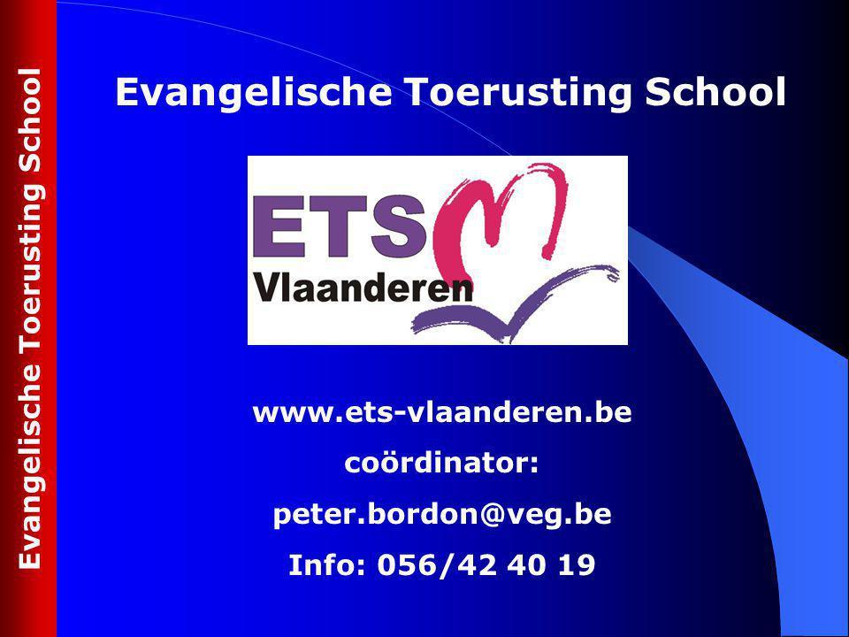 Evangelische Toerusting School Evangelische Toerusting School