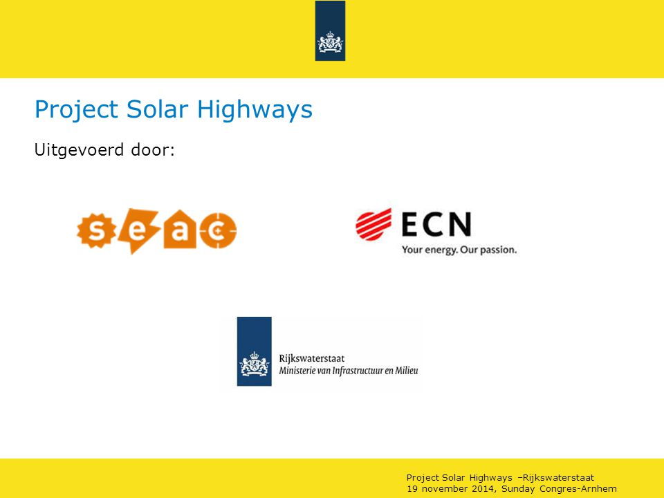 Project Solar Highways