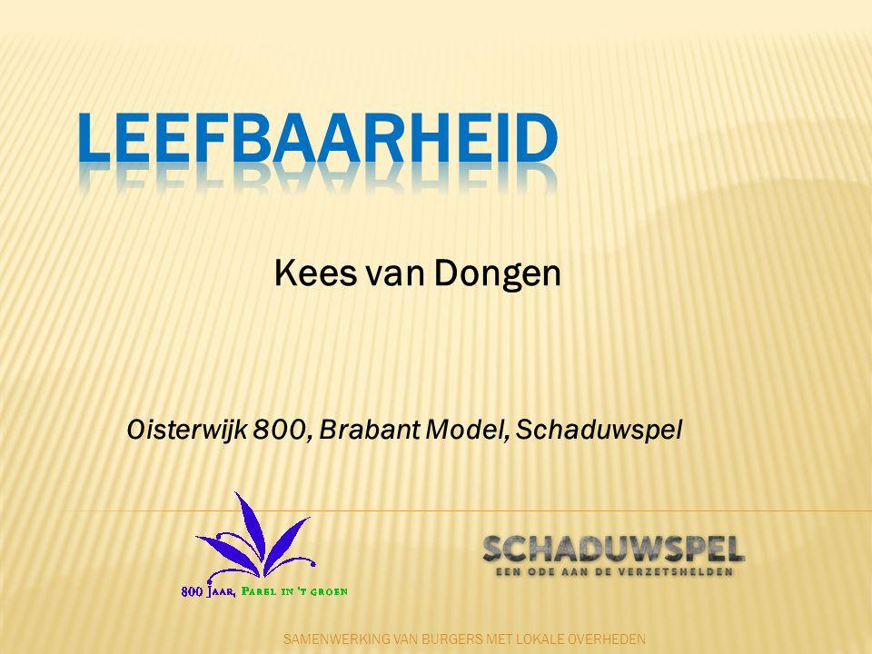 Oisterwijk 800, Brabant Model, Schaduwspel