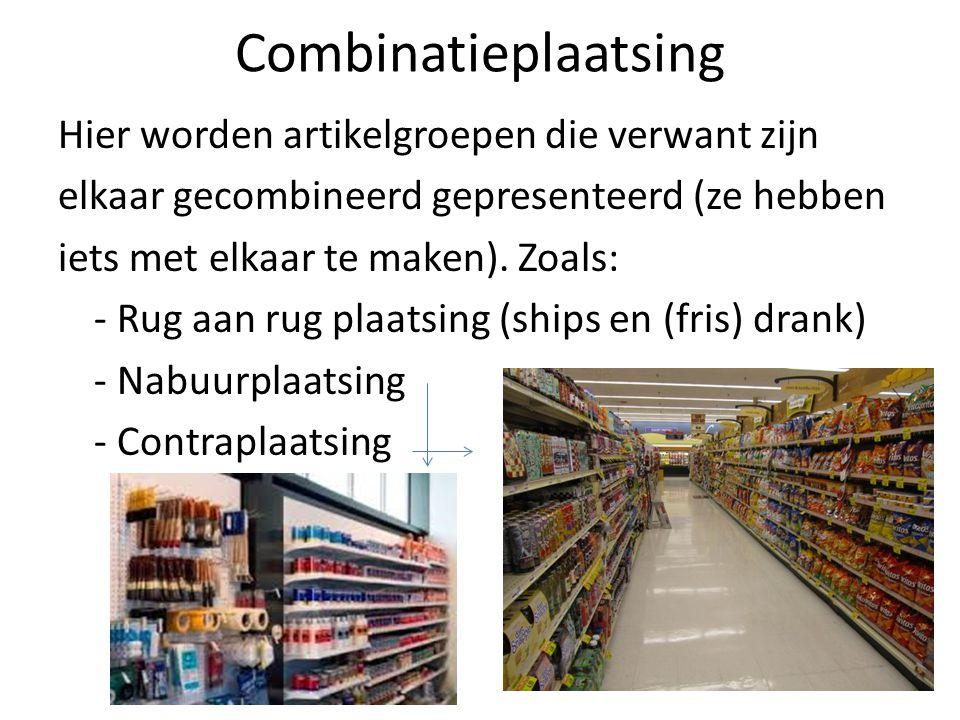 Combinatieplaatsing