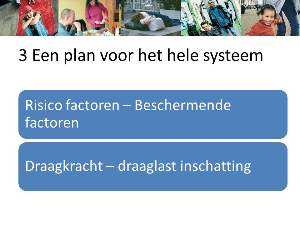 3 Een plan voor het hele systeem