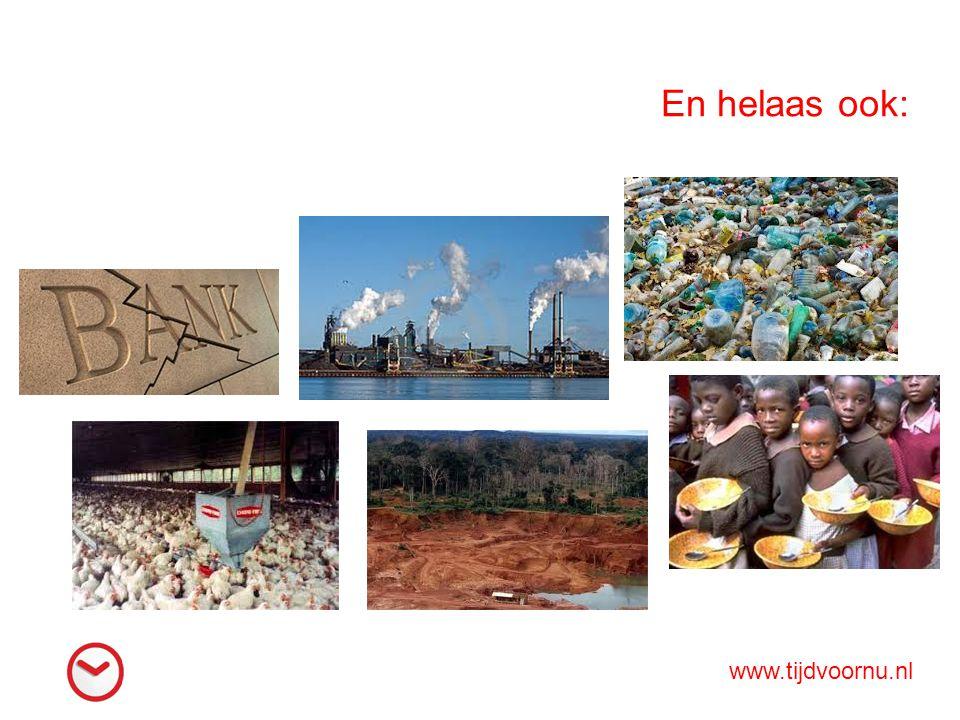 En helaas ook: www.tijdvoornu.nl