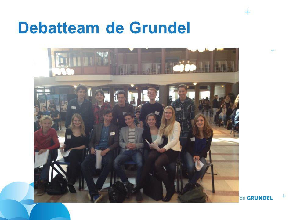 Debatteam de Grundel