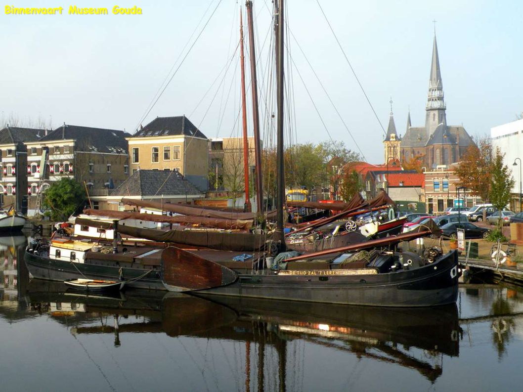 Binnenvaart Museum Gouda