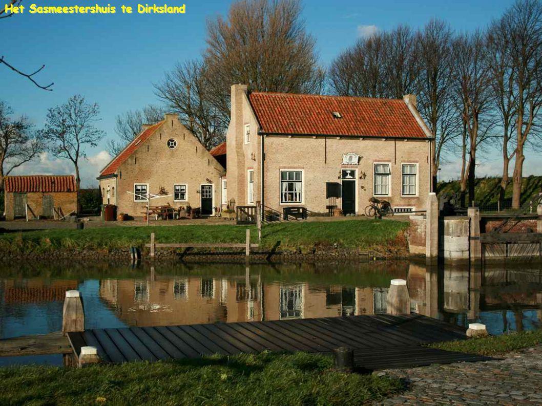 Het Sasmeestershuis te Dirksland