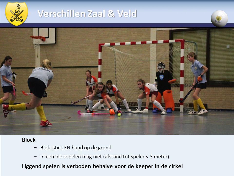 Verschillen Zaal & Veld