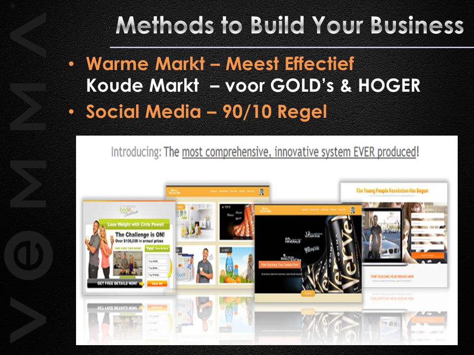 Methods to Build Your Business
