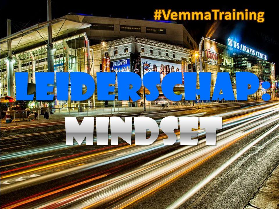 #VemmaTraining leiDERSCHAP: mindset