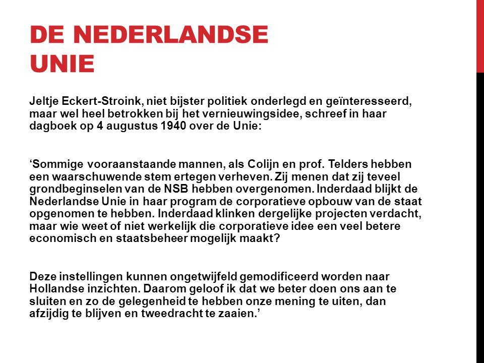 De Nederlandse Unie