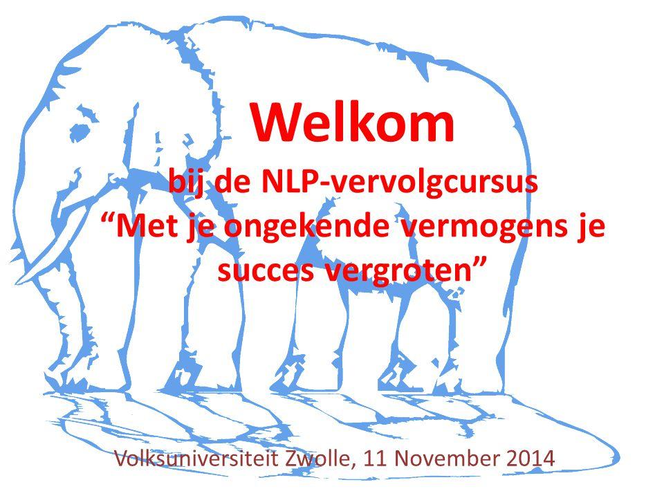 Volksuniversiteit Zwolle, 11 November 2014