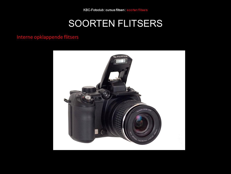 KBC-Fotoclub : cursus flitsen : soorten flitsers