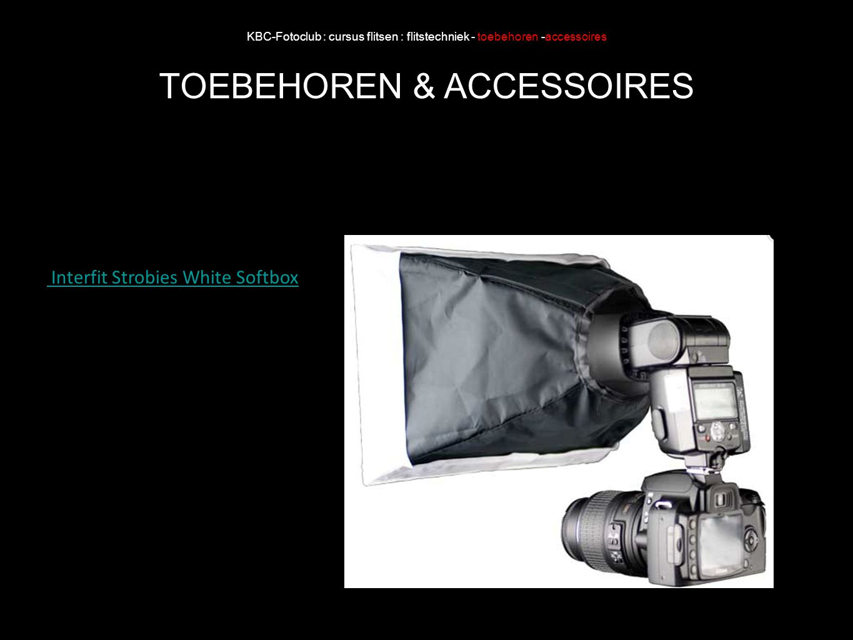 TOEBEHOREN & ACCESSOIRES