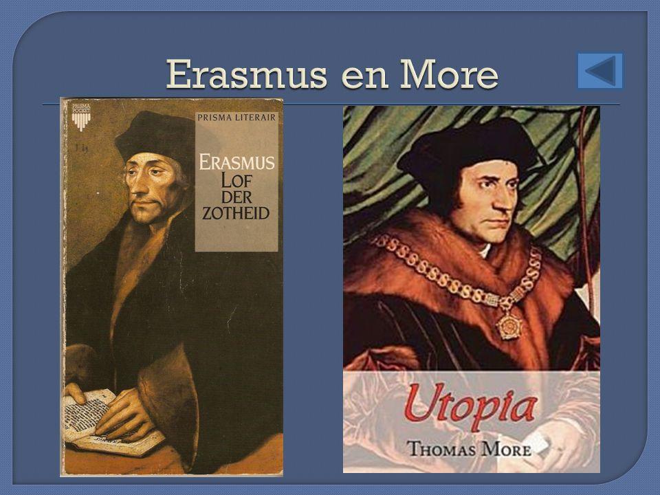 Erasmus en More