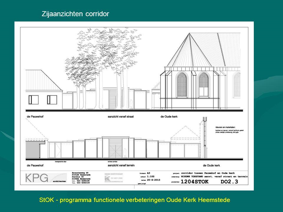 StOK - programma functionele verbeteringen Oude Kerk Heemstede