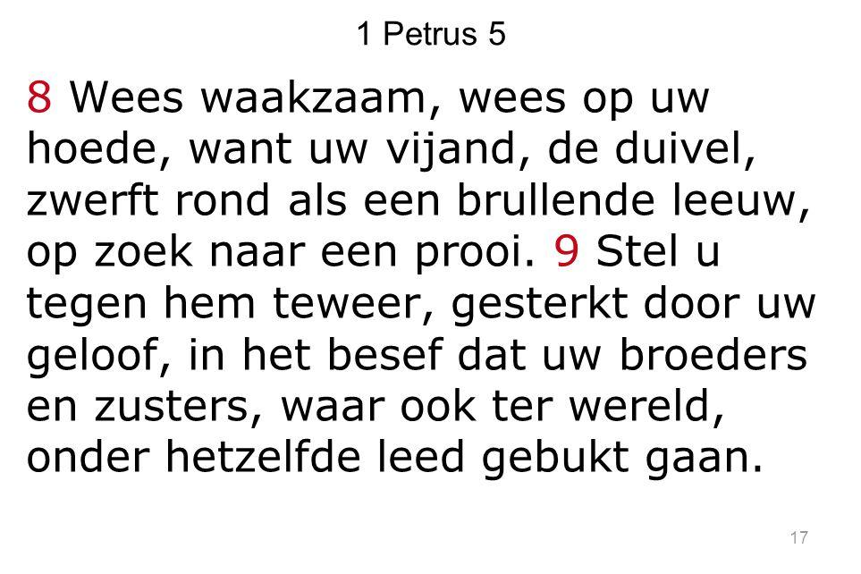 1 Petrus 5
